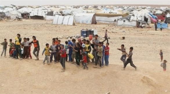 الأردن: مخيم الركبان مسؤولية سورية أممية