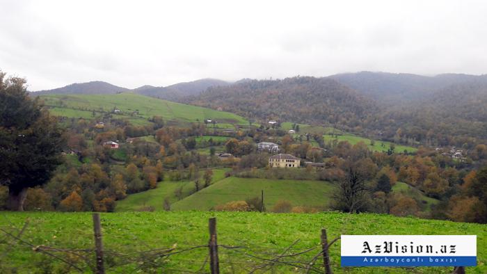 Cənub bölgəsinin payız mənzərəsi - FOTOLAR