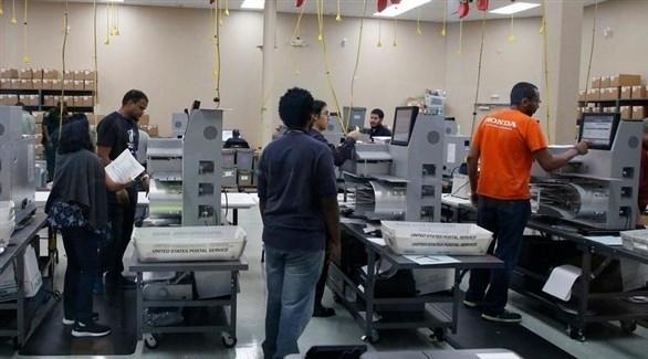 إعادة فرز الأصوات في انتخابات فلوريدا