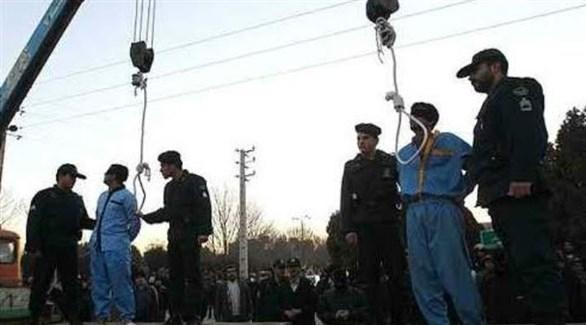 """إيران: إعدام شخصيين بتهمة """"نشر الفساد بالأرض"""""""