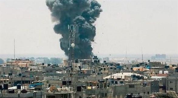 غزة: الجيش الإسرائيلي يستهدف 150 هدفاً لحماس