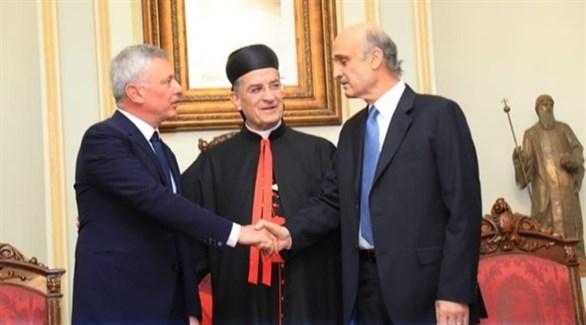 مصالحة تاريخية بين خصمين مسيحيين في الحرب الأهلية اللبنانية