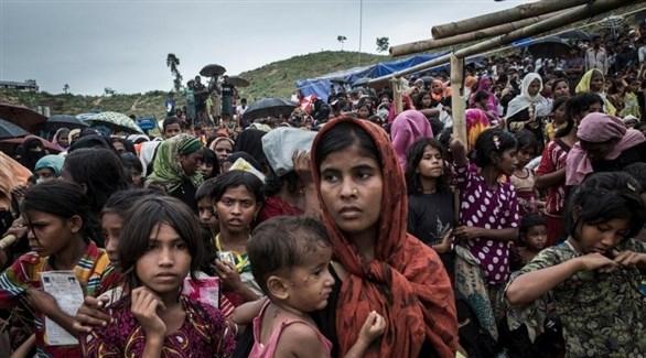 بنغلاديش تبدأ إعادة مسلمي الروهينجا لميانمار