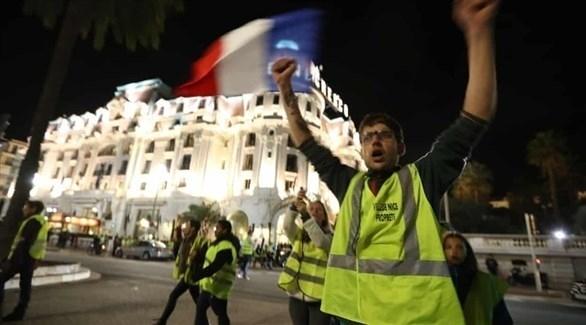 فرنسا: احتجاجات ضد أسعار الوقود والضرائب