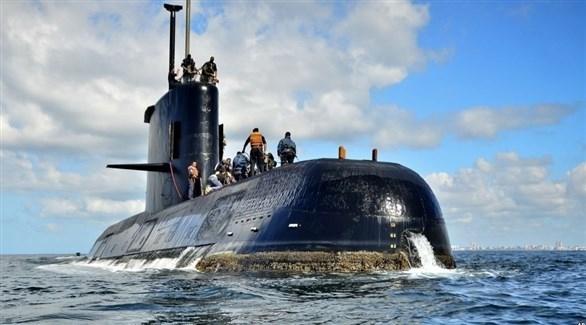 الأرجنتين: الغواصة المكتشفة تعرضت لانفجار داخلي