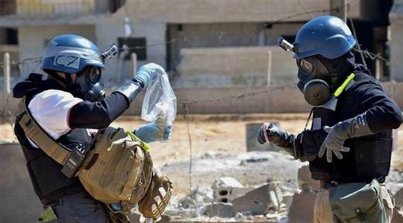 القوى الكبرى تتبادل الاتهامات بالنفاق بسبب منظمة حظر الأسلحة الكيميائية