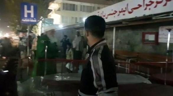 أفغانستان: 40 قتيلاً بانفجار في العاصمة كابول
