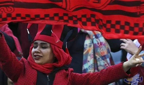 السّماح للإيرانيات بحضور مباراة كرة قدم للمرّة الأولى منذ 37 عامًا