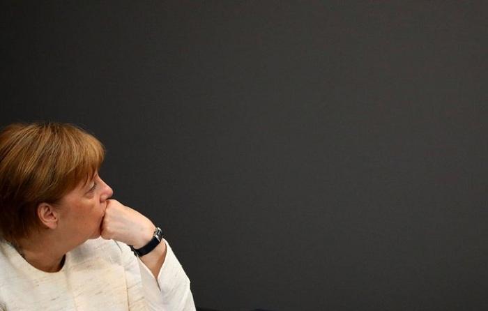 Merkelə bomba göndərən qadın 8 ildən sonra tutuldu