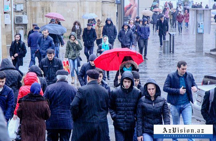 Le nombre d'habitants en Azerbaïdjan rendu public