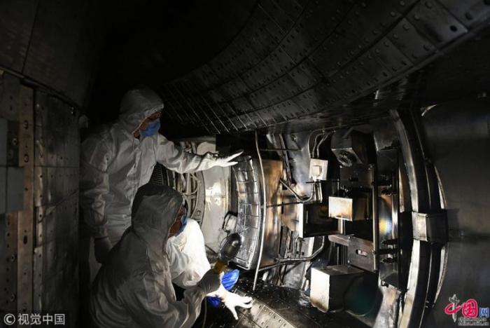 La Chine atteint 100 millions de degrés Celsius avec un réacteur à fusion nucléaire