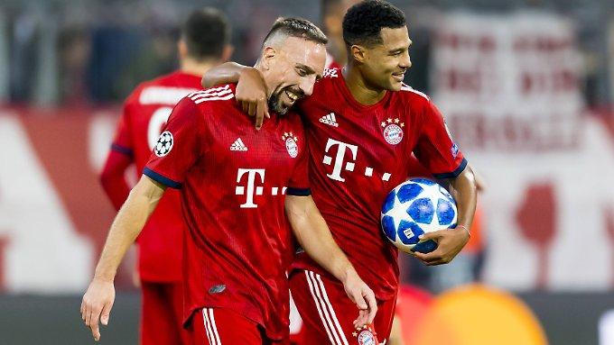 Der FC Bayern beugt sich den Fakten