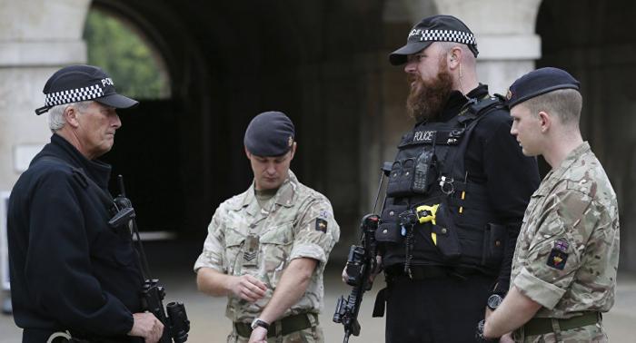 Britische Militärs entwickeln Notplan