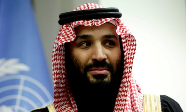 Argentina prosecutors considering charges against Mohammed bin Salman at G20