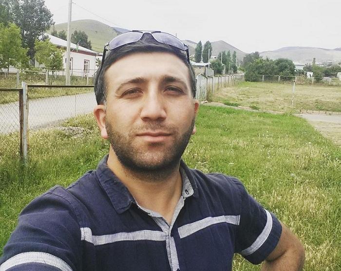 """27 yaşlı şairin intihar səbəbi: """"Adam öldürmüşəm..."""""""