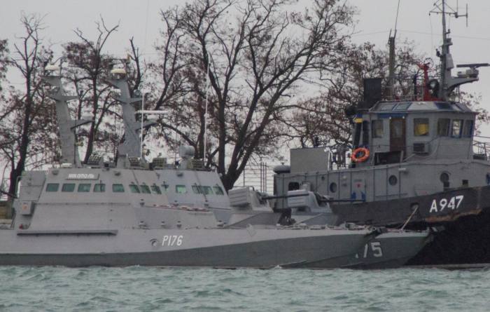 Russia blocks Ukrainian Azov Sea ports: minister
