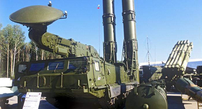 """وضع """"إس-300"""" السورية في حالة التأهب القتالي"""