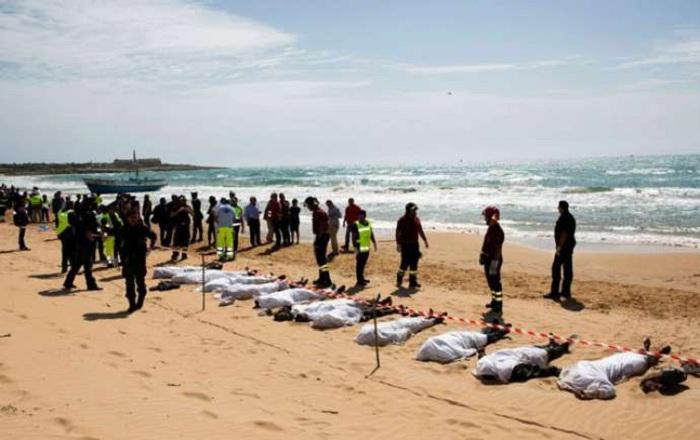 Növbəti miqrant faciəsi: 17 nəfər ölüb