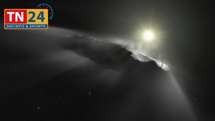 Deux astronomes pensent que cette sonde est envoyée par des extraterrestres