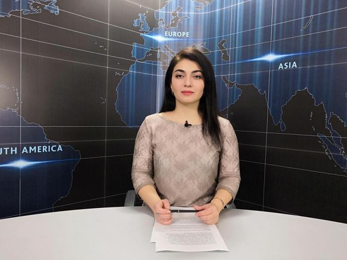 AzVision TV:Die wichtigsten Videonachrichten des Tages aufEnglisch(6. November)-VIDEO