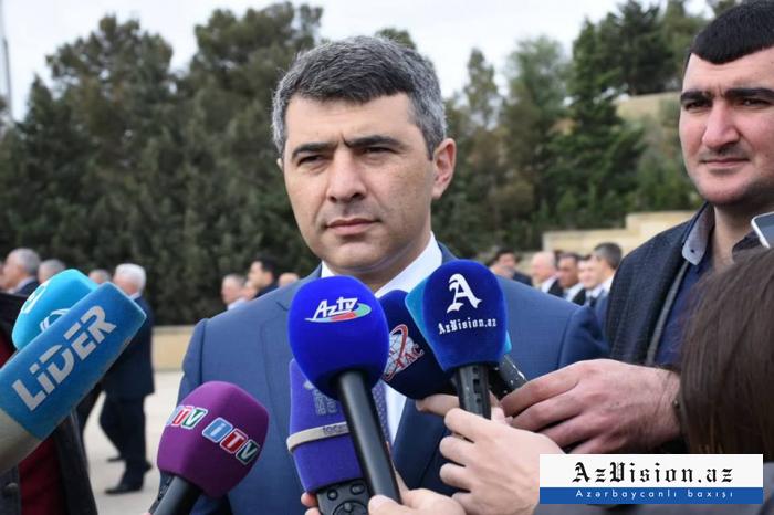 """""""Dövlət hər bir fermerə dəstək göstərir"""" - Nazir"""