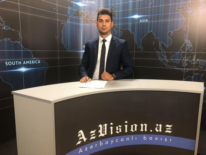 AzVision TV releases new edition of news in German for November 7-VIDEO