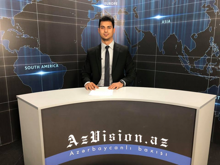 AzVision TV releases new edition of news in German for November 14 -VIDEO