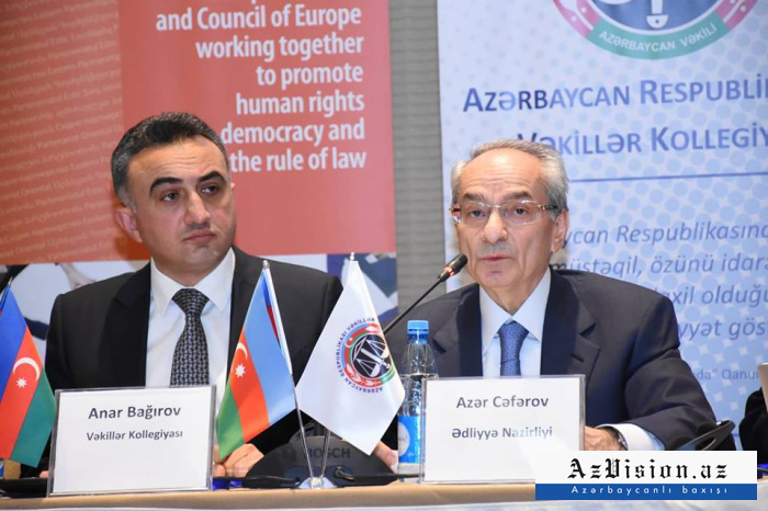 Baku hosts international conference - PHOTOS
