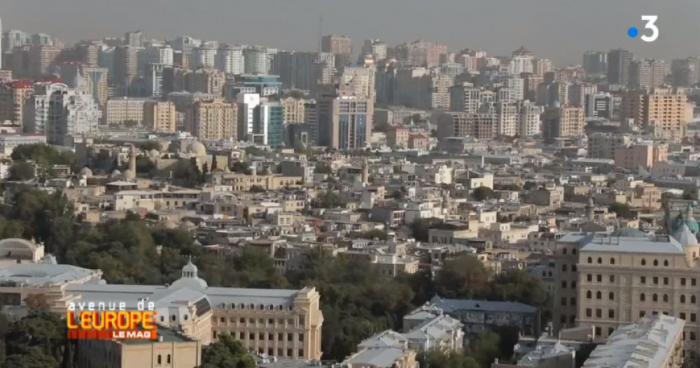 France3 TV airs reportage on Azerbaijan