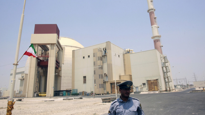 EEUU permitirá que continúen tres proyectos nucleares civiles en Irán