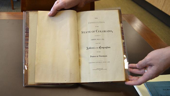 Colorado elimina por completo la esclavitud de su Constitución