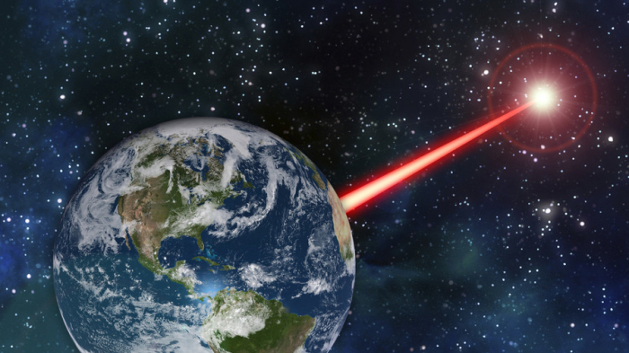 Earth's laser tech could be used to lure alien communications