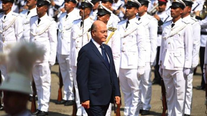 رئيس العراق يزور الإمارات