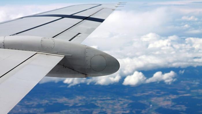Pilotos de un avión de pasajeros graban cómo aterrizan a ciegas