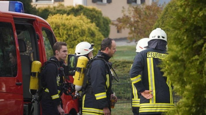 Chemieunfall in Frankfurter Industriepark - Straßen gesperrt