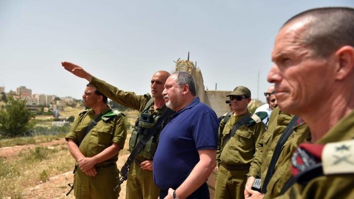 Resigned Israeli defense minister gives last sinister warning about Hamas