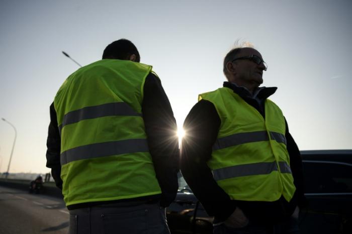 """France:Un décès et 47 blessés dans les manifestations des """"gilets jaunes"""""""