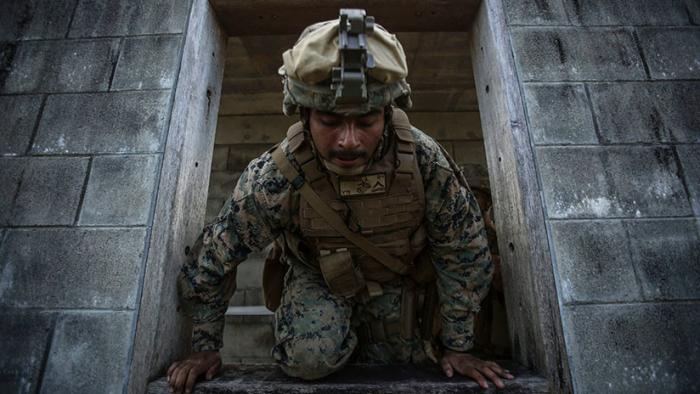 """Una """"amarga medicina"""" para el Ejército de EEUU"""