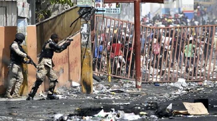مقتل 6 أشخاص وجرح 5 آخرين خلال احتجاجات مناهضة للحكومة في هايتي