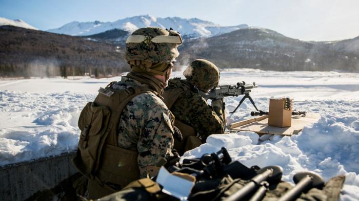 ABŞ Arktikada hərbi iştirakını gücləndirir