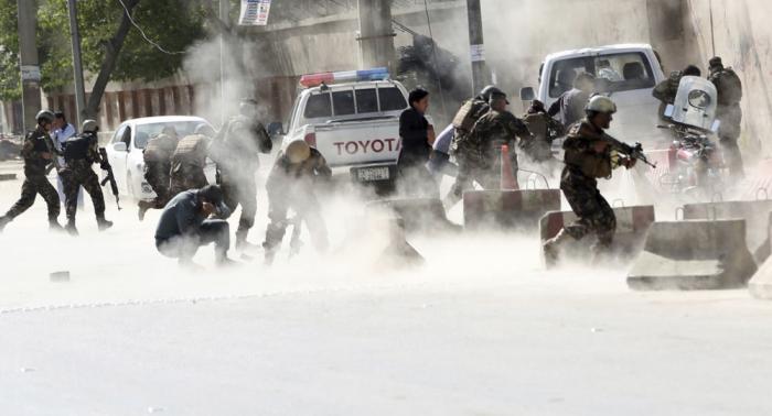 """مصرع 7 جنود أفغان والعشرات من مسلحي """"طالبان"""""""