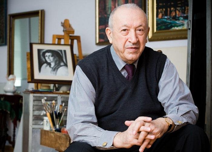 Dünya şöhrətli azərbaycanlı rəssamın 90 ili