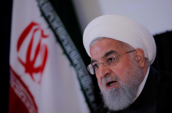 Rouhani says Iran to sell oil, defy U.S. sanctions: TV