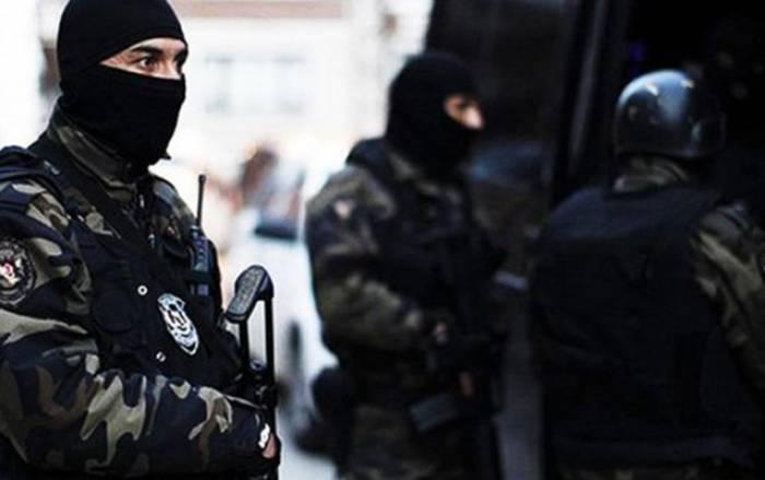 Türkiyədə İŞİD əməliyyatı - 24 nəfər saxlanılıb