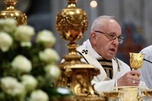 """Le pape dénonce le """"vacarme de quelques riches"""" qui éteint les cris des pauvres"""