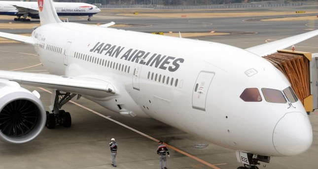 Japan Airlines apologises for arrested drunk co-pilot