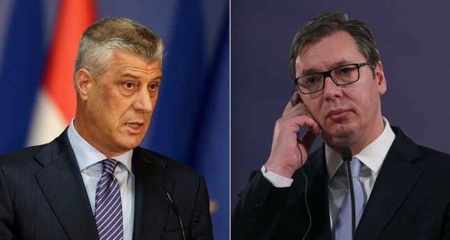Kosovo, Serbian leaders resume dialogue amid tensions
