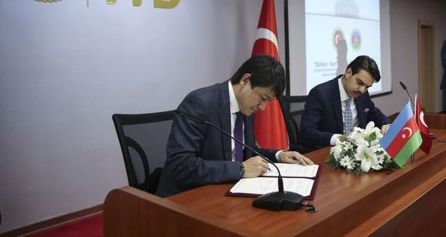 Turkey, Azerbaijan, Kazakhstan sign MoUs on diaspora policies
