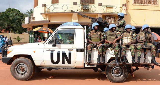 7 UN peacekeepers killed by rebels in DR Congo