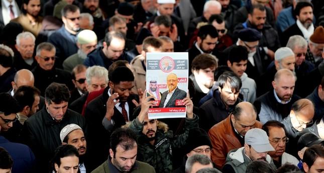 Absentee funeral prayers for slain Saudi journalist Khashoggi held worldwide